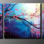 Modern Art Abstract Canvas Wall Oil Paintings