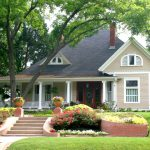 Modern Exterior Painted Houses