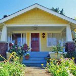 Modern House Exterior Paint Color Ideas Yellow