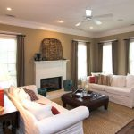 Modern Living Rooms Neutral Painting Color
