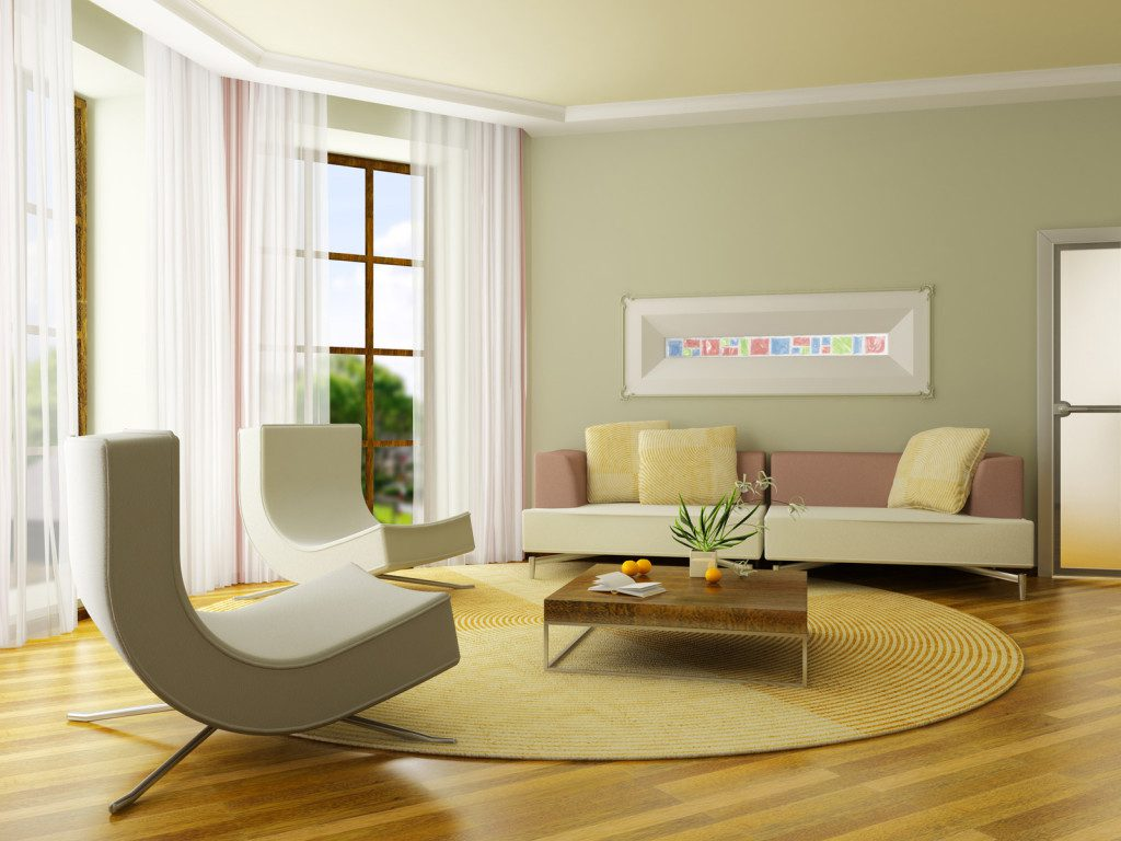 Modern Paint Colors For Living Room Brand New Style