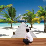 Mural Painters Have Performed Tropical Wall Murals Commissioning