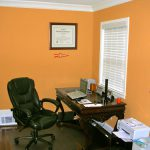 Office Paint Pure Yellow Orange Possible Colors