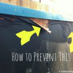 Outdoor Chalkboard Wall How Prevent Your From