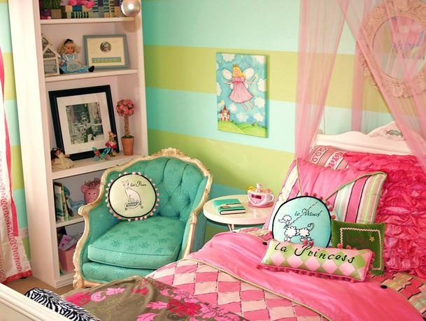 Paint Colors For Girl Rooms Google Search