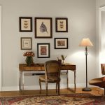Paint Colors Neutral Home Office Ideas Poised Pretty