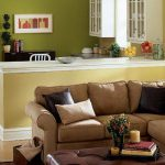 Paint Ideas For Living Room Brown Sofa Color
