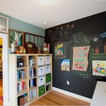 Paint Magnetic Wall Maybe Even Chalkboard