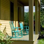 Paint Your Existing Porch Furniture Spring Colors