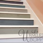 Painted Basement Steps Board And Batten