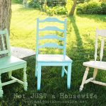 Painted Chairs Edited Ideas For Outdoor Decorating