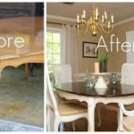 Painted Furniture Ideas Dining Room