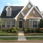 Painting Brick Houses Pictures Exterior Paint Colors For Homes
