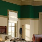 Painting Design Ideas For Bedroom Walls One Third Your Time