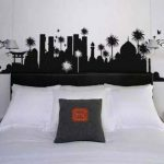 Painting Designs For Bedrooms Ideas Creative Wall