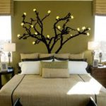 Painting Designs For Bedrooms Ideas Tree Cool Wall