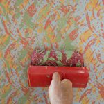 Painting Idea Decorative Paint Rollers Decoroll Patterned