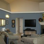 Painting Idea For Vaulted Ceiling