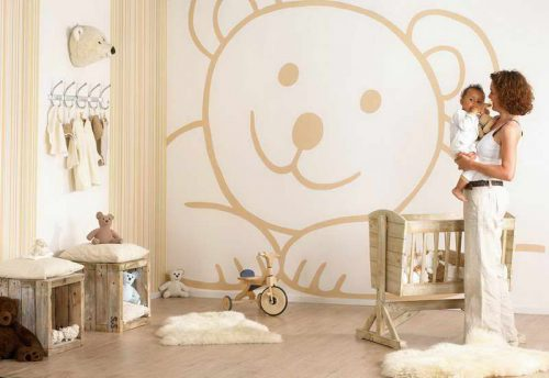 Painting Ideas For Rooms Brown Bear Puppet