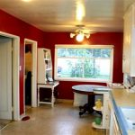 Painting Kitchen Walls Red