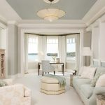Painting The Ceiling Elongates Room Creates Continuity