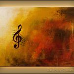 Paintings Musicg Symphony Music Artjazz Wall Art For Sale