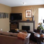 Picture Above Segment Paint Ideas For Small Living Rooms