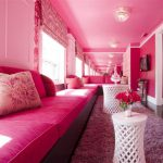 Pink Paint Colors For Living Rooms Design Decorating Ideas