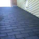 Plas Cote Elastomeric Roof Coating For Use Over Shingles