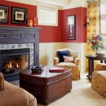 Popular Interior Paint Colors For Fireplace