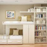 Pure White Small Bedroom Painting Ideas