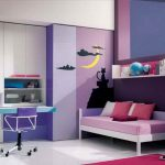 Purple Color Combos For Room Paint Ideas Teenage