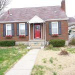 Red Brick House What Color Paint Foundation And Garage