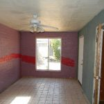 Red Paint Stripe Amateur Chandler Arizona Home House For Sale Real