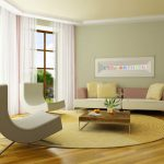 Refreshing Living Room Interior Paint Ideas
