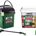 Ronseal Power Fence Life Paint Sprayer