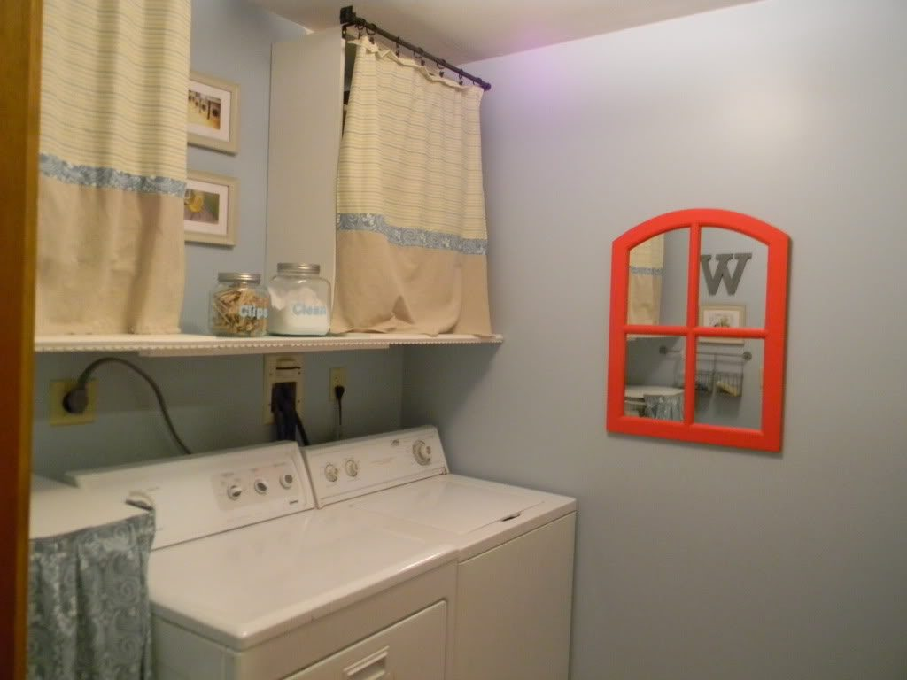 Sand And Sisal Laundry Room Makeover Simple Home Life