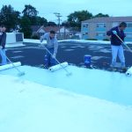 Saving Hydro Stop Flat Roof Waterproofing System Available Chicago