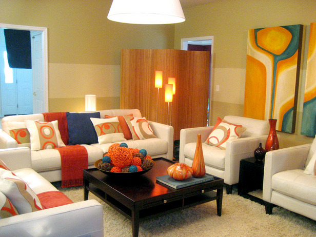 Schemes Living Room Color