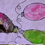 Simple Watercolor Painting Ideas Words Activity