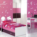 Small Bedroom Ideas For Teen Girls Room Pink Wall Paint Colors