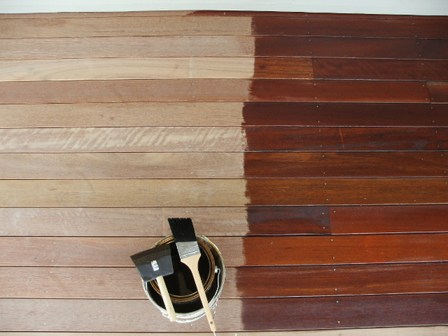 Staining Samples