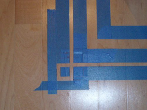 Step Procedures For Painting Stone And Marble Inlay