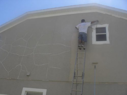 Stucco Painting