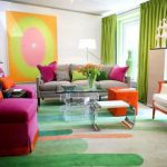 Tangering And Tango Tangerine Interior Paint Color Schemes