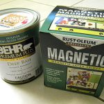 That More Coats Magnetic Paint Better Magnetism Magically