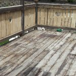 The Awful Deck This Before Restore Picture