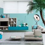 The Beautiful Home Style Tiffany Blue Wall Paint