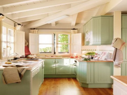 The Kitchen Cabinet Painting Color Ideas
