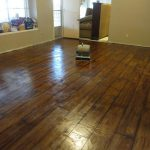 The Painting Concrete Basement Floors